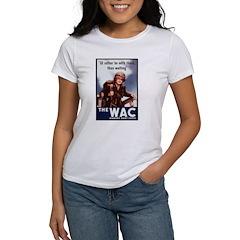 WAC Women's Army Corps Women's T-Shirt