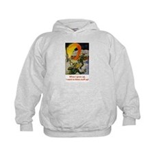 When I grow up.... Hoodie