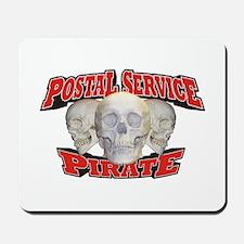 Postal Service Pirate Mousepad