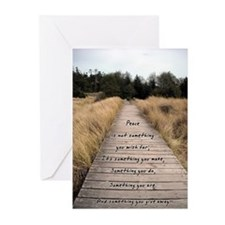 Deception Pass PEACE Greeting Cards (Pk of 20)