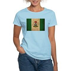Vintage Nigeria Flag T-Shirt
