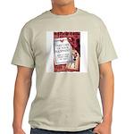 Equipment Care Propaganda (Front) Ash Grey T-Shirt