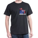 Born American Black T-Shirt