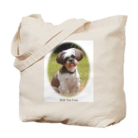 Shih Tzu Cute Tote Bag