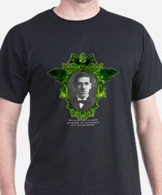 H.P. Lovecraft Black T-Shirt