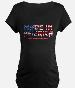 Made In America (with some fo T-Shirt