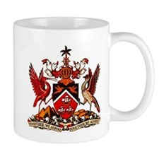 Trinidad & Tobago Coat of Arms Mug