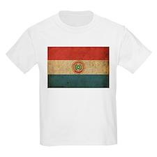 Vintage Paraguay Flag T-Shirt