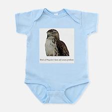 Hawk Infant Creeper