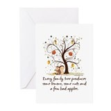 Family Greeting Cards (20 Pack)