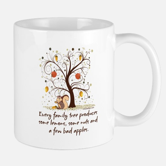 Family Tree Humor Mug