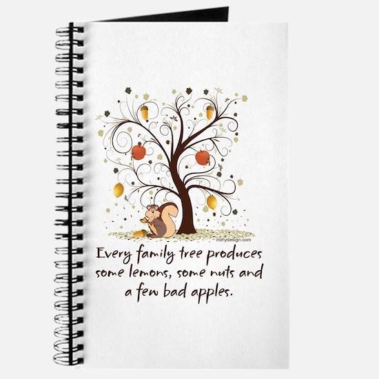 Family Tree Humor Journal