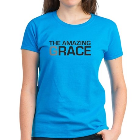 The Amazing gRace Women's Dark T-Shirt