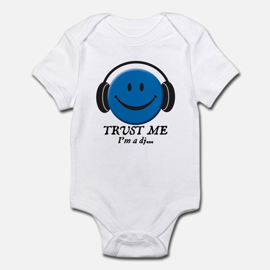Trust Me, I'm a DJ Infant Bodysuit