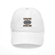 Manufactured 1939 Baseball Cap