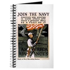 Join the Navy - Be Part of It Journal