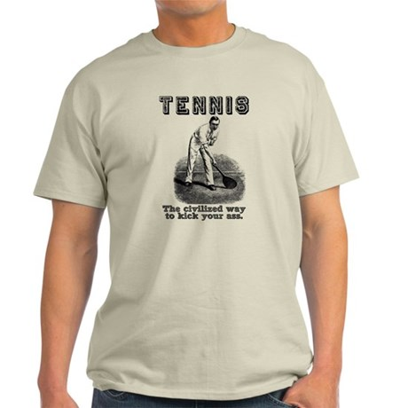 Tennis Kick Ass Light T-Shirt