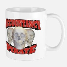 Accountancy Pirate Mug