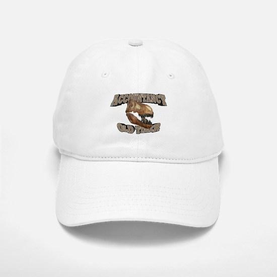 Accountancy Old Timer Baseball Baseball Cap
