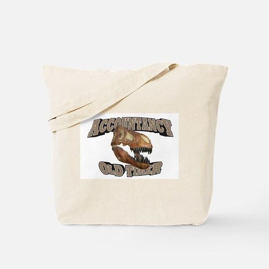 Accountancy Old Timer Tote Bag