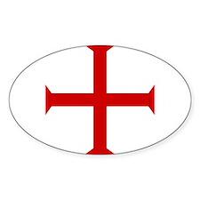 Knights Templar Decal
