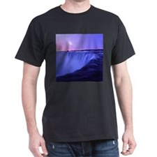 Niagara Sunrise Black T-Shirt