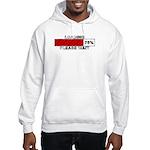 Loading - Please Wait Hooded Sweatshirt