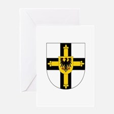 Teutonic Knights Greeting Card