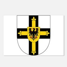 Teutonic Knights Postcards (Package of 8)