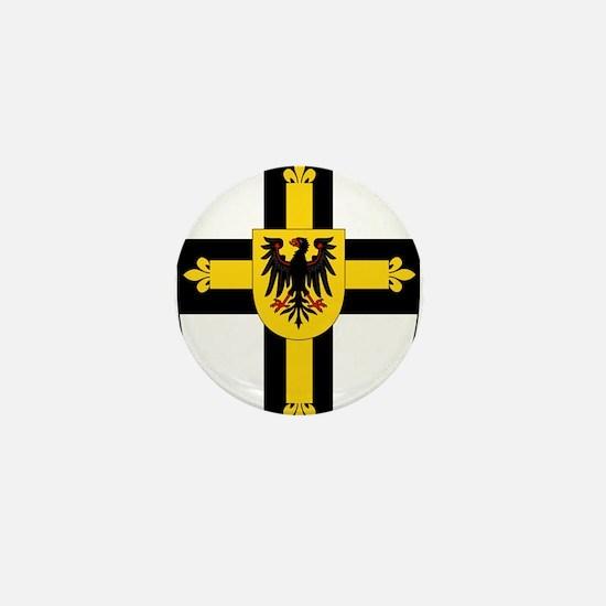 Teutonic Knights Mini Button