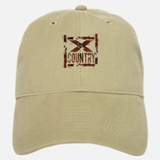 Cross Country Baseball Baseball Cap