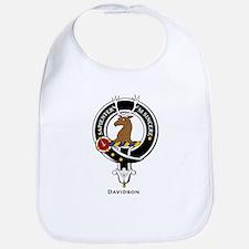 Davidson Clan Crest Badge Bib