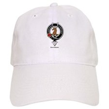 Davidson Clan Crest Badge Baseball Cap