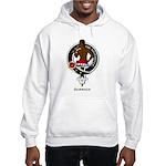 Darroch Clan Crest Badge Hooded Sweatshirt