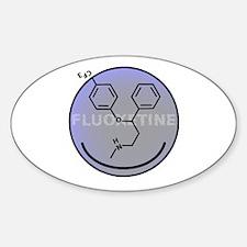 Molecularshirts.com Fluoxetine Decal