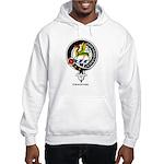Crighton Clan Crest Badge Hooded Sweatshirt