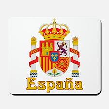 Spain Mousepad