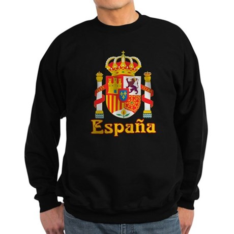 Spain Sweatshirt (dark)