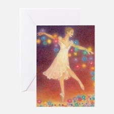 Let There Be Light Single Greeting Card