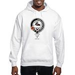 Craig Clan Crest Badge Hooded Sweatshirt