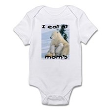 Eat at Mom's Infant Bodysuit