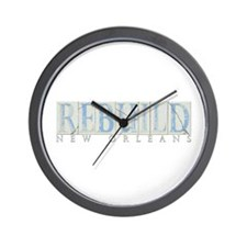 Cute Rebuild Wall Clock