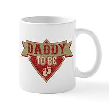 Pennant Dad To Be Mug