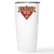 Pennant Dad To Be Travel Mug
