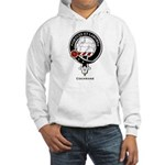 Cochrane Clan Crest Badge Hooded Sweatshirt