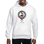 Clelland Clan Crest Badge Hooded Sweatshirt