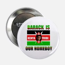 """HIS AFRICAN ROOTS 2.25"""" Button (10 pack)"""