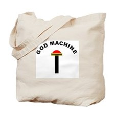 God Machine Tote Bag