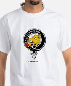 Campbell Clan Crest Badge Shirt