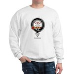 Cameron Clan Crest Badge Sweatshirt